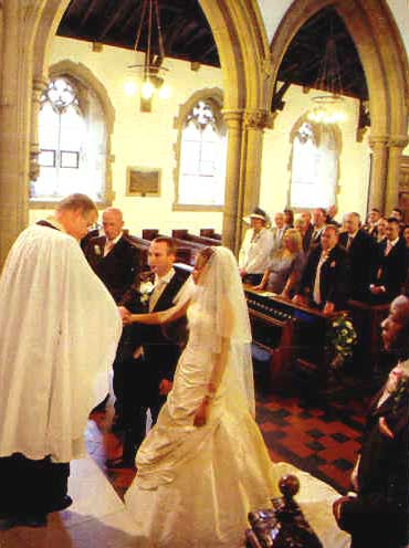 Andy Amp Nichola Wedding